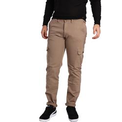 textil Hombre Pantalón cargo Gaudi 721BU25019 Beige