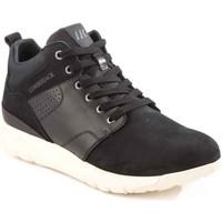 Zapatos Hombre Zapatillas altas Lumberjack SM34505 002 M20 Negro