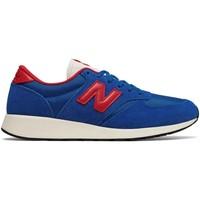 Zapatos Hombre Zapatillas bajas New Balance NBMRL420SM Azul