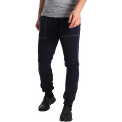 textil Hombre Pantalones de chándal Key Up SF19 0001 Azul