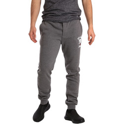 textil Hombre Pantalones de chándal Key Up GF16 0001 Gris