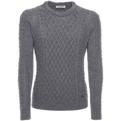 textil Hombre Jerséis NeroGiardini A774090U Gris