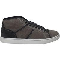 Zapatos Hombre Zapatillas altas Wrangler WM172113 Gris
