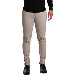 textil Hombre Pantalones chinos Sei3sei PZV21 7275 Beige