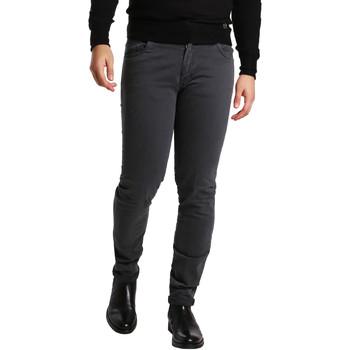 textil Hombre Pantalones con 5 bolsillos Sei3sei PZV16 7239 Gris