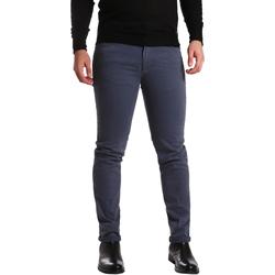 textil Hombre Pantalones con 5 bolsillos Sei3sei PZV16 7239 Azul