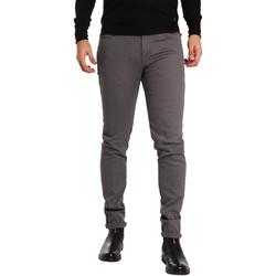 textil Hombre Pantalones con 5 bolsillos Sei3sei PZV17 7257 Gris