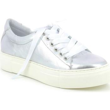 Zapatos Mujer Zapatillas bajas Grunland SC3880 Gris