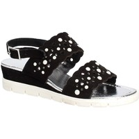 Zapatos Mujer Sandalias Keys 5915 Negro
