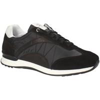 Zapatos Hombre Zapatillas bajas Exton 661 Negro