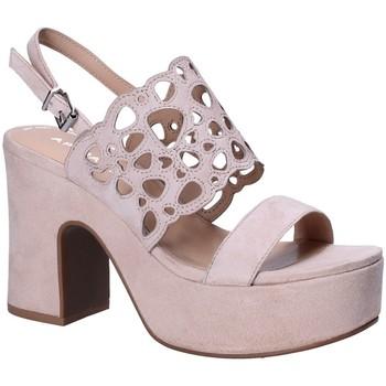 Zapatos Mujer Sandalias Apepazza GRC02 Rosado