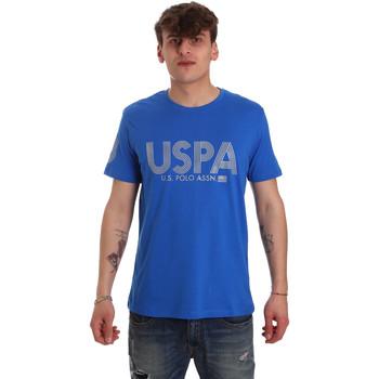 textil Hombre Camisetas manga corta U.S Polo Assn. 57197 49351 Azul