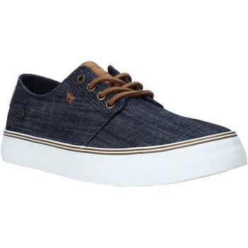 Zapatos Hombre Zapatillas bajas Wrangler WM01021A Azul