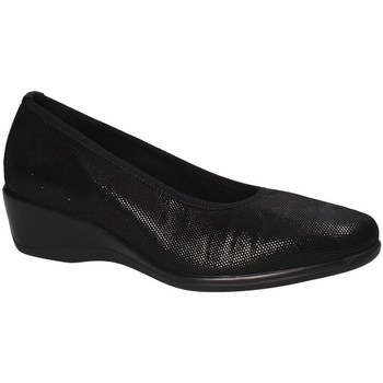 Zapatos Mujer Bailarinas-manoletinas Susimoda 830150 Negro