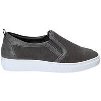 Zapatos Mujer Slip on Grunland SC3617 Gris