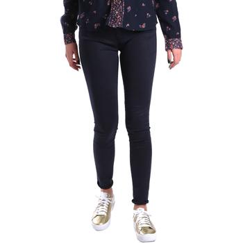 textil Mujer Pantalones chinos Gas 355652 Azul