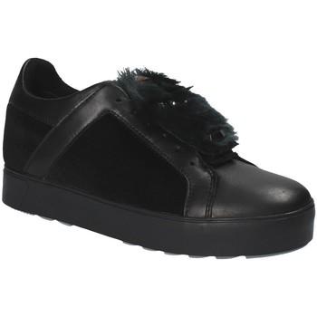 Zapatos Mujer Zapatillas bajas Apepazza RSW03 Negro