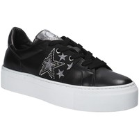 Zapatos Mujer Zapatillas bajas Janet Sport 40914 Negro