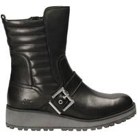 Zapatos Mujer Botines Lumberjack SW21901 006 B01 Negro
