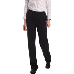 textil Mujer Pantalones fluidos Key Up 549F 0001 Negro