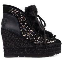 Zapatos Mujer Botines Vidorreta 97053SRTI Negro