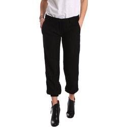 textil Mujer Pantalones chinos Denny Rose 721DD20026 Negro