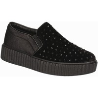 Zapatos Mujer Slip on Gold&gold B17 FA201 Negro