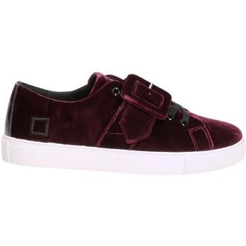 Zapatos Mujer Zapatillas bajas Date W271-AB-VV-PU Violeta