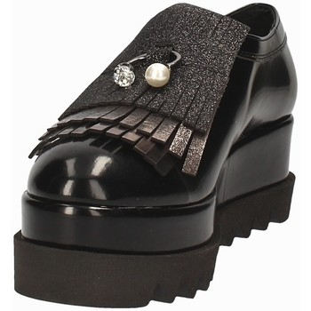 Grace Shoes 0583 Negro - Zapatos Slip on Mujer 9500
