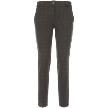 textil Mujer Pantalones chinos NeroGiardini A760020D Negro