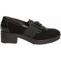 Zapatos Mujer Mocasín Susimoda 875084 Negro