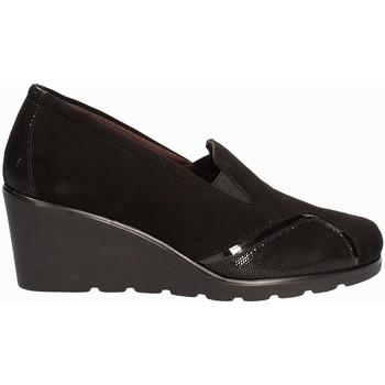 Zapatos Mujer Mocasín Susimoda 872877 Negro
