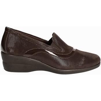 Zapatos Mujer Mocasín Susimoda 871516 Marrón