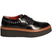 Zapatos Mujer Derbie Triver Flight 217-02 Negro