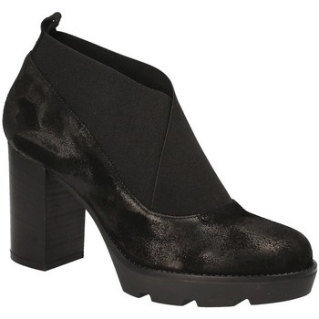 Zapatos Mujer Botines Janet Sport 40837 Negro