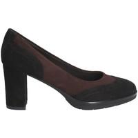 Zapatos Mujer Zapatos de tacón Grunland SC3648 Marrón