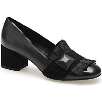 Zapatos Mujer Mocasín Apepazza ADY02 Negro