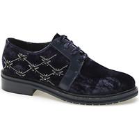 Zapatos Mujer Derbie Apepazza CMB03 Azul