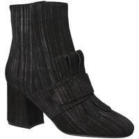Zapatos Mujer Botines Apepazza LTZ02 Negro