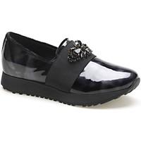 Zapatos Mujer Slip on Apepazza MCT16 Negro