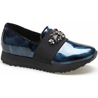 Zapatos Mujer Slip on Apepazza MCT16 Azul