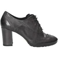 Zapatos Mujer Derbie Mally 5010S Gris