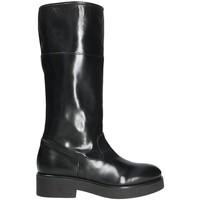 Zapatos Mujer Botas urbanas Mally 5096Z Negro