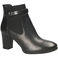 Zapatos Mujer Botines Mally 5114 Negro