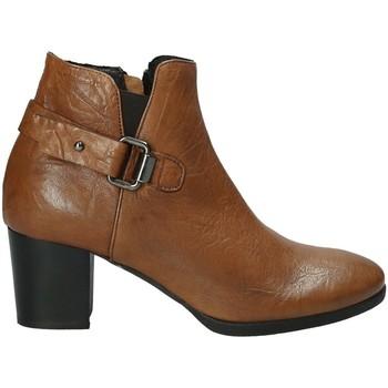 Zapatos Mujer Botines Mally 5404 Marrón
