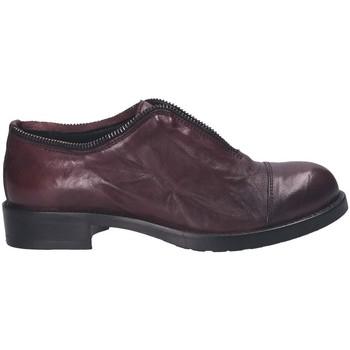 Zapatos Mujer Derbie Mally 5523 Rojo