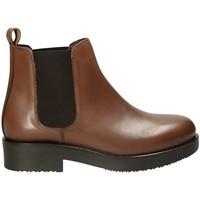 Zapatos Mujer Botines Mally 5535J Marrón