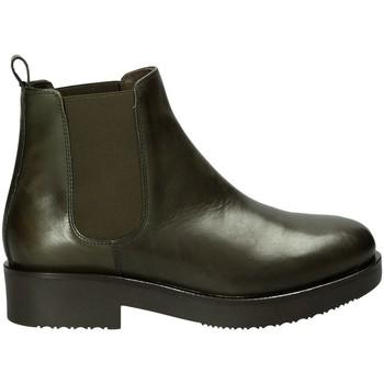 Zapatos Mujer Botines Mally 5535J Verde