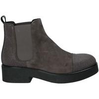 Zapatos Mujer Botines Mally 5536 Marrón