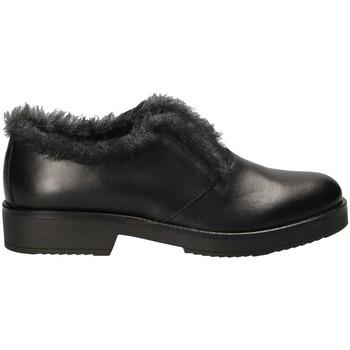 Zapatos Mujer Mocasín Mally 5885BR Negro